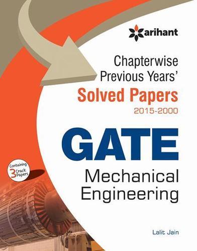 Gate Book Mechanical Engineering