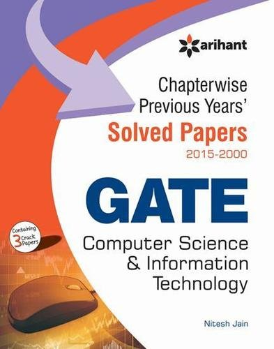 Gate Computer Science And Information Technology Book