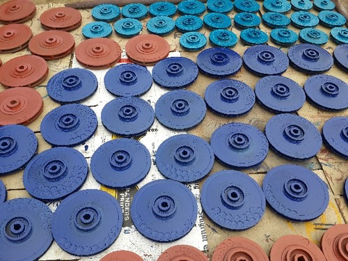Single Phase Pump Impellers