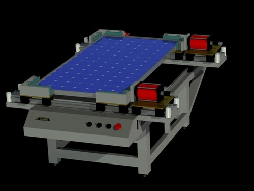 Solar Panel Framing Machine in Ahmedabad, Gujarat - KRV INTERNATIONAL