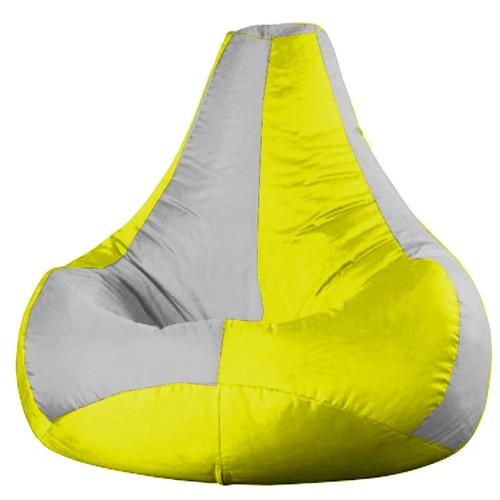 Fabulous Light Grey Classic Teardrop Bean Bag Sofa Ravit Exprint Machost Co Dining Chair Design Ideas Machostcouk
