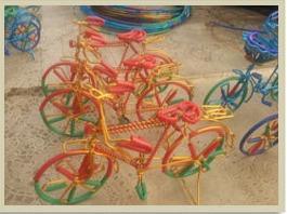 Handmade Bicycle Toys in  Gomti Nagar
