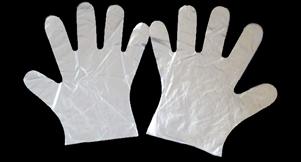 Hand Gloves (Plastic)