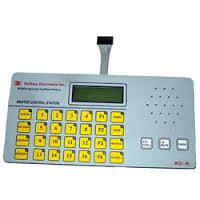 Industrial Flexible Membrane Keypad