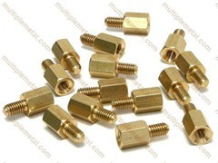 Brass Threaded / Hexagonal Spacers