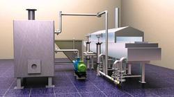 Multi Product Continuous Frying System