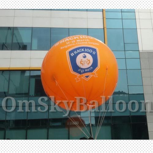 Modern Advertising Sky Balloons