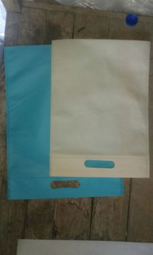 Multicolor Plain Nonwoven Bags