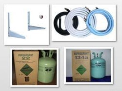 Refrigerator Gas Cylinders (Small)