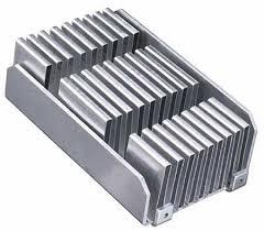 Aluminium Electronic Heat Sinks