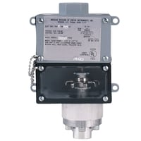 Series 1000w Model Weatherproof Diaphragm Operated Pressure Switch