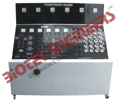 Electronic Lab Transformer Trainer