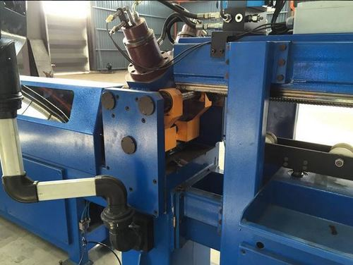 Transformer Radiator Production And Pipe Notching Machines