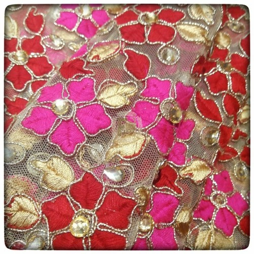 Net Beads Embroidery