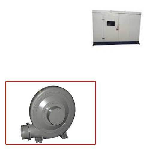 Acoustic Enclosure For Centrifugal Blower