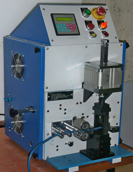 Cutting Machine For Heat Shrink Tubes