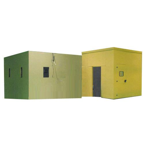 Diesel Generator Acoustic Enclosure