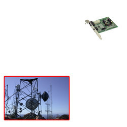 Amplifier Card For Telecommunication Industry