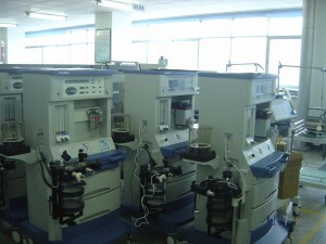 Anesthesia Workstations Machine