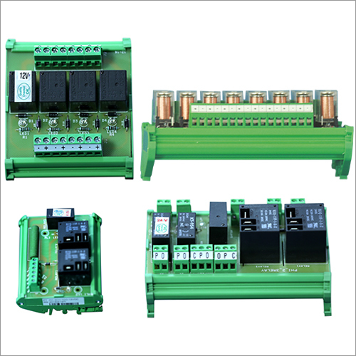 Electrical Relay Card