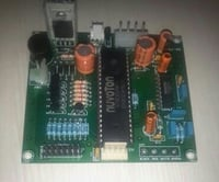 Electronics Weighing Scale PCB