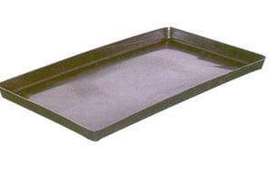 Plastic Moulded Battery Tray