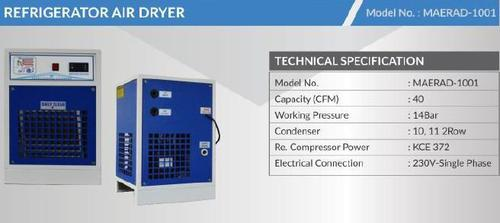 Quality Checked Refrigerator Air Dryer