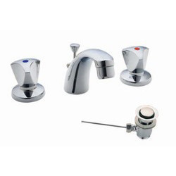 Three Hole Washbasin Mixer