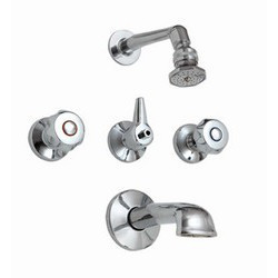 Two Way Diverter With Bath Spout