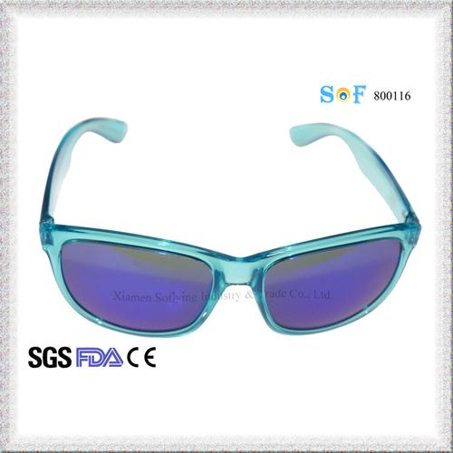 Outdoor Full Frame Arnette Retro Transparent Sunglasses (UV400)