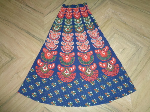 Cotton Printed Skirts
