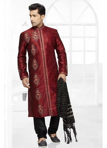 9fc2d5aae4 Mens Sherwani - Mens Sherwani Manufacturers, Suppliers & Dealers