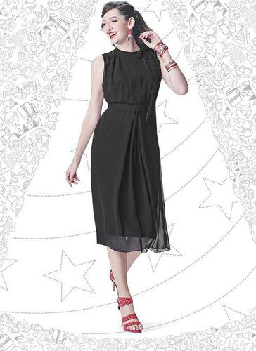 Modern Designer Ladies One Piece Long Dresses
