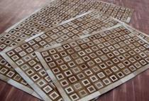 Leather Carpets / Flooring