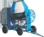 10/7 Concrete Mixer Without Hopper in  Bhor