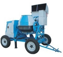 10/7 Gen X Concrete Mixer With Digital Weighing System