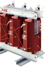 Vacuum Cast Coil Dry Type Distribution Transformers