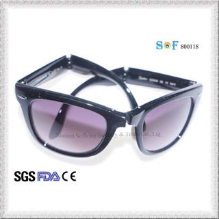 Vintage Unseix Folding Sunglasses