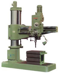 Radial Driling Machine