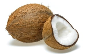 Husked And Semi Husked Mature Coconut