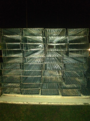 Industrial Hot Dip Galvanized Perforated Cable Trays