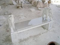Marble Benches