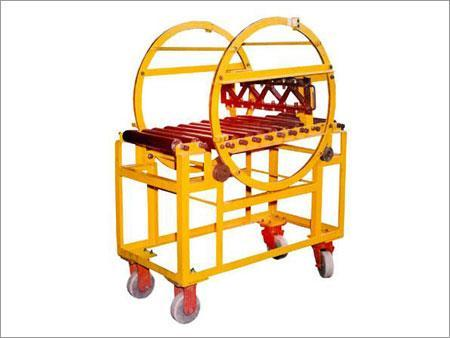 Drum Table With Trolley