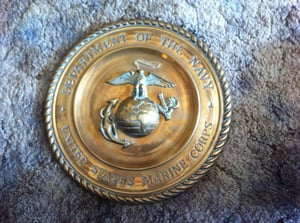 Brass Engraved Plaque