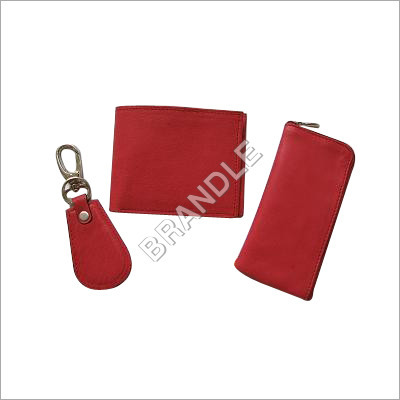 Colored Genuine Leather Card Cover