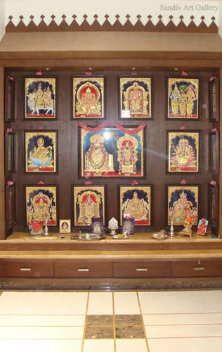 Pooja Room Tanjore Paintings In Coimbatore Tamil Nadu