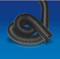 Thermoplastic Elastomer Plastic Rubber Soft Flexible Duct Hose