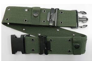 Police And Security Belts
