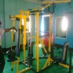 6 Station Multi Gym Machine