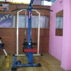 High Lat Pulley Equipments